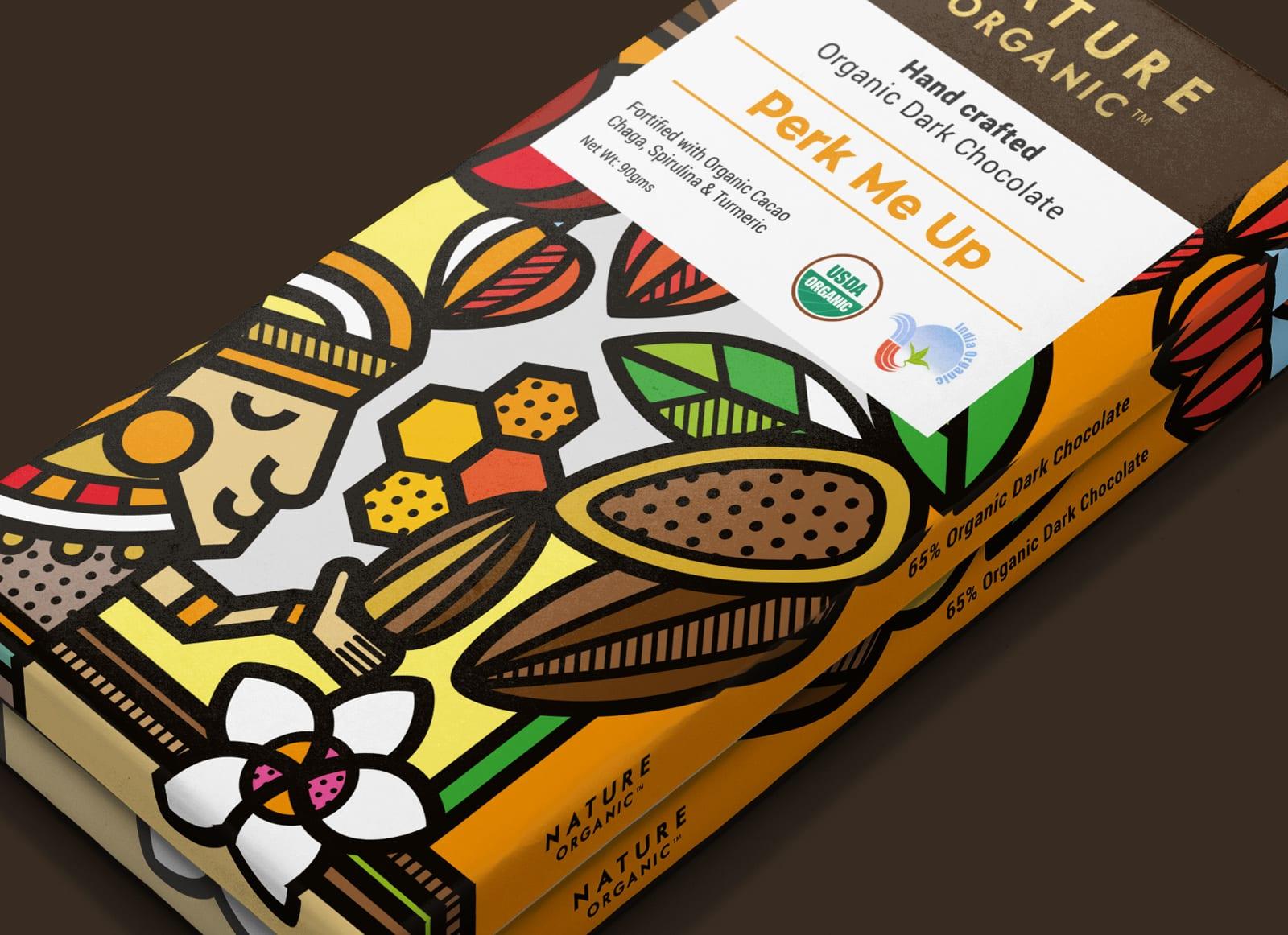Nature Organic Chocolates 013 - Ach, tie obaly – Nature Organic Chocolates