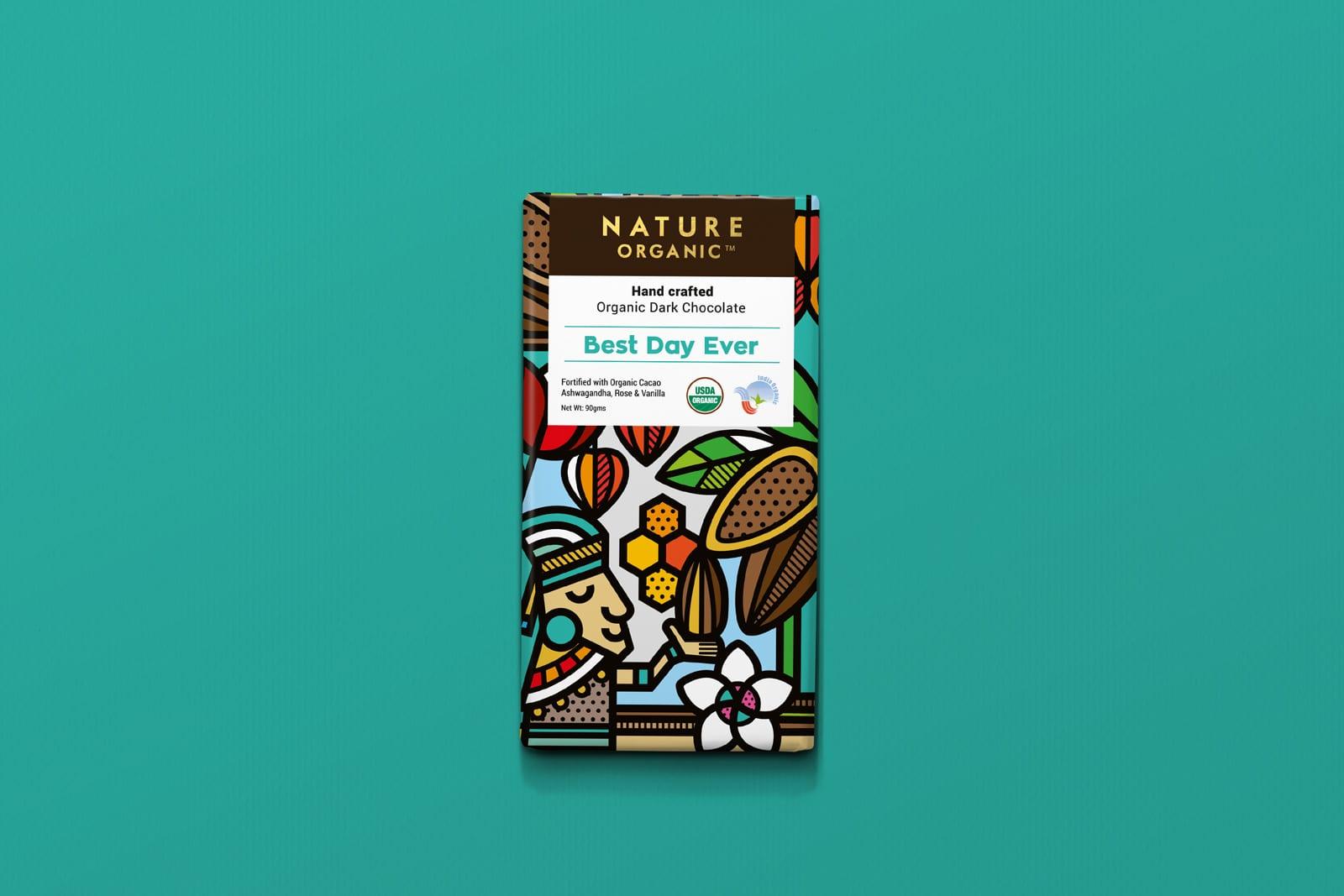 Nature Organic Chocolates 03 - Ach, tie obaly – Nature Organic Chocolates