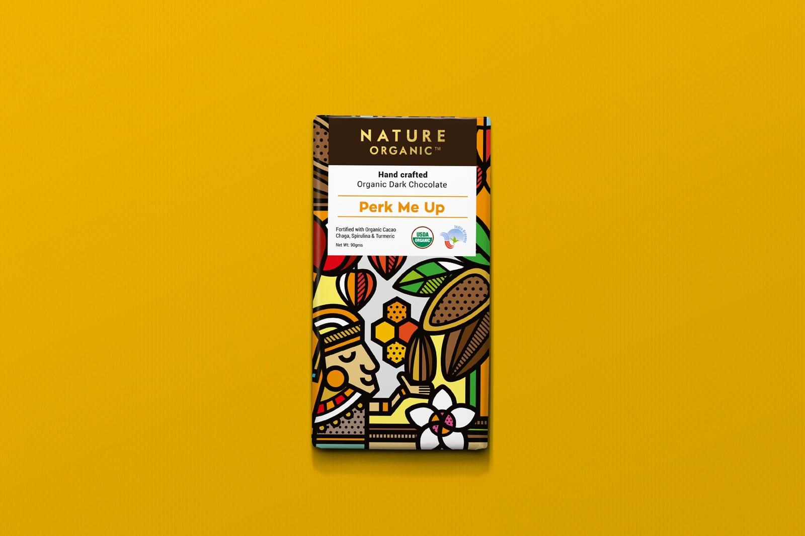 Nature Organic Chocolates 05 - Ach, tie obaly – Nature Organic Chocolates