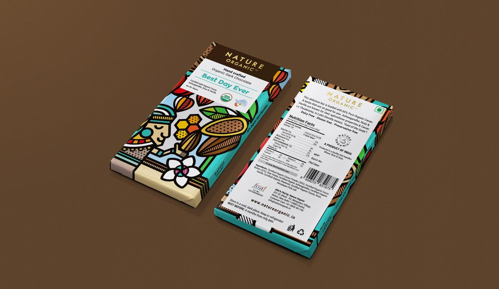 Nature Organic Chocolates 06 - Ach, tie obaly – Nature Organic Chocolates
