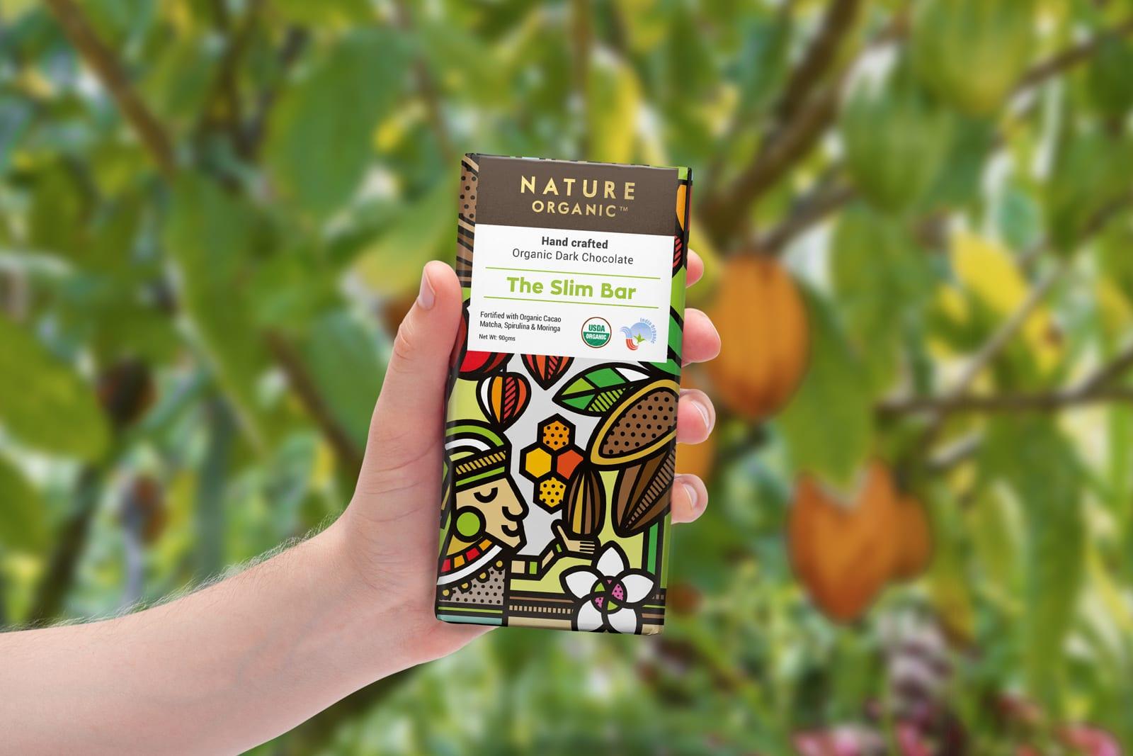Nature Organic Chocolates 07 - Ach, tie obaly – Nature Organic Chocolates