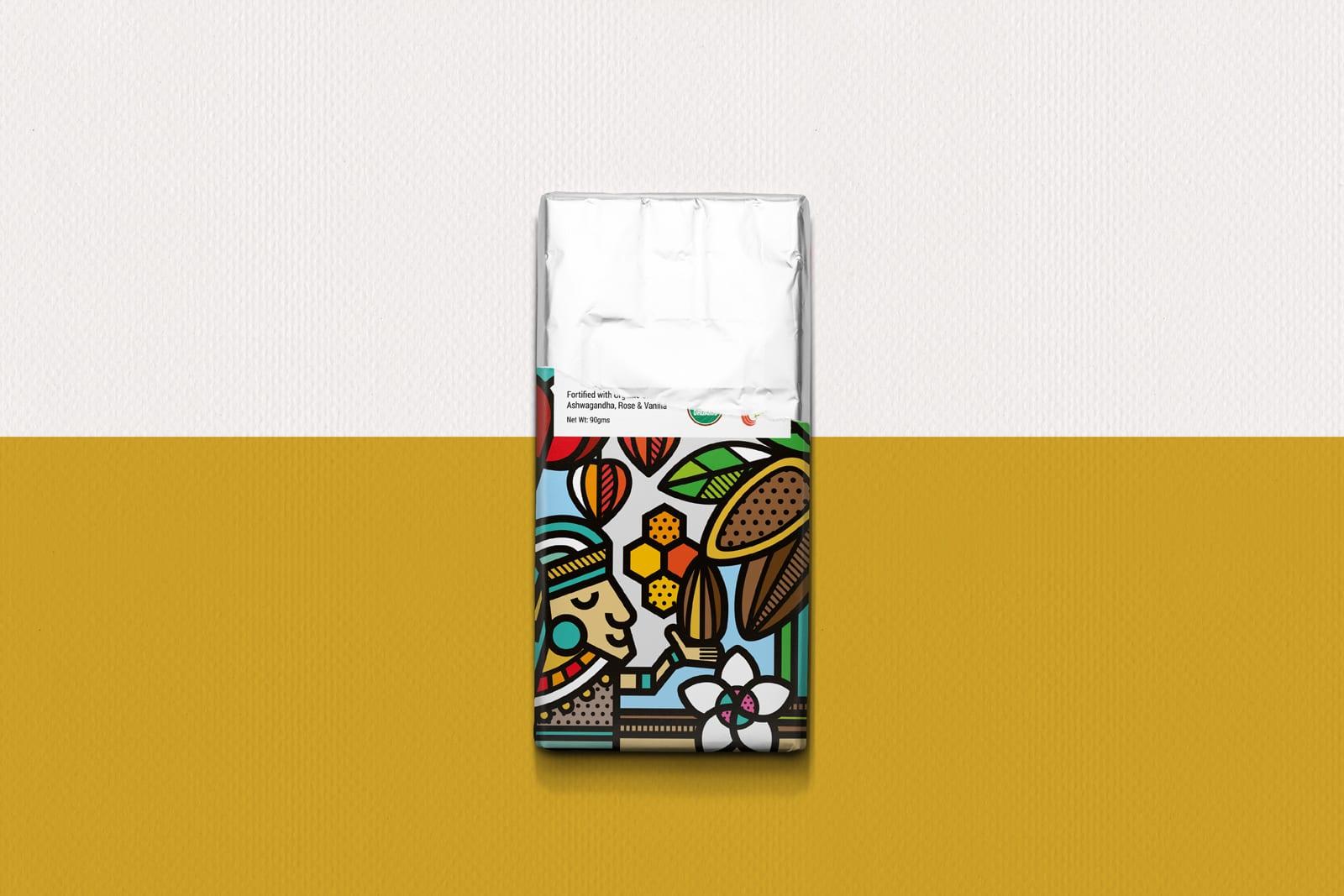 Nature Organic Chocolates 08 - Ach, tie obaly – Nature Organic Chocolates