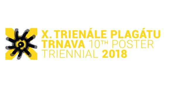 TPT vizual 580x302 - X. Trienále plagátu Trnava 2018