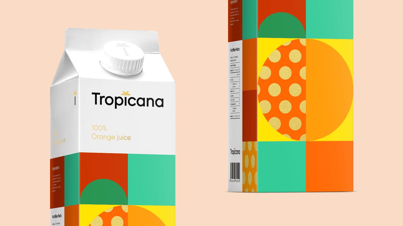 Tropicana 07 - Ach, tie obaly – Tropicana koncept