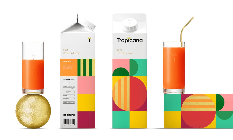 Tropicana 15 - Ach, tie obaly – Tropicana koncept
