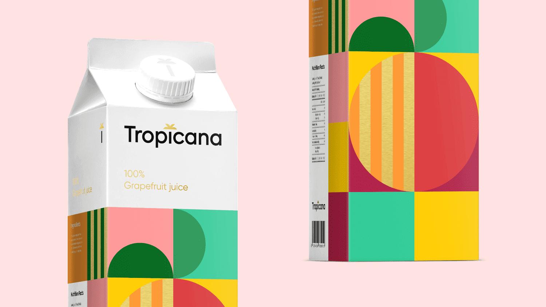 Tropicana 16 - Ach, tie obaly – Tropicana koncept