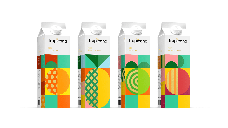 Tropicana 17 - Ach, tie obaly – Tropicana koncept