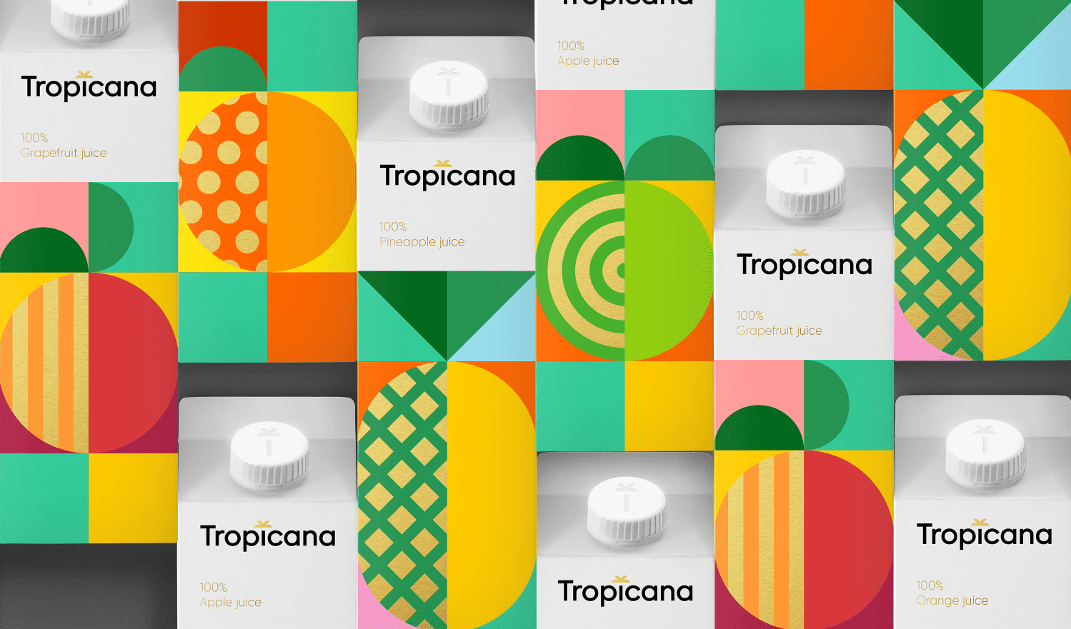 Tropicana 19 - Ach, tie obaly – Tropicana koncept