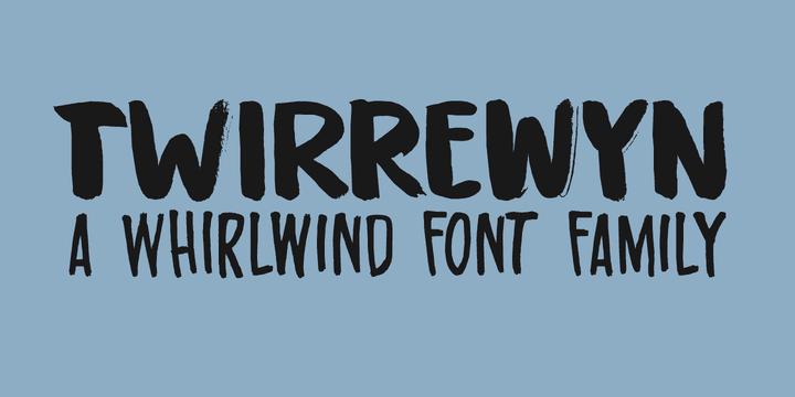 265343 - Font dňa – Twirrewyn