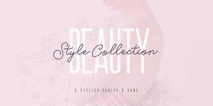 265816 - Font dňa – Beauty Style