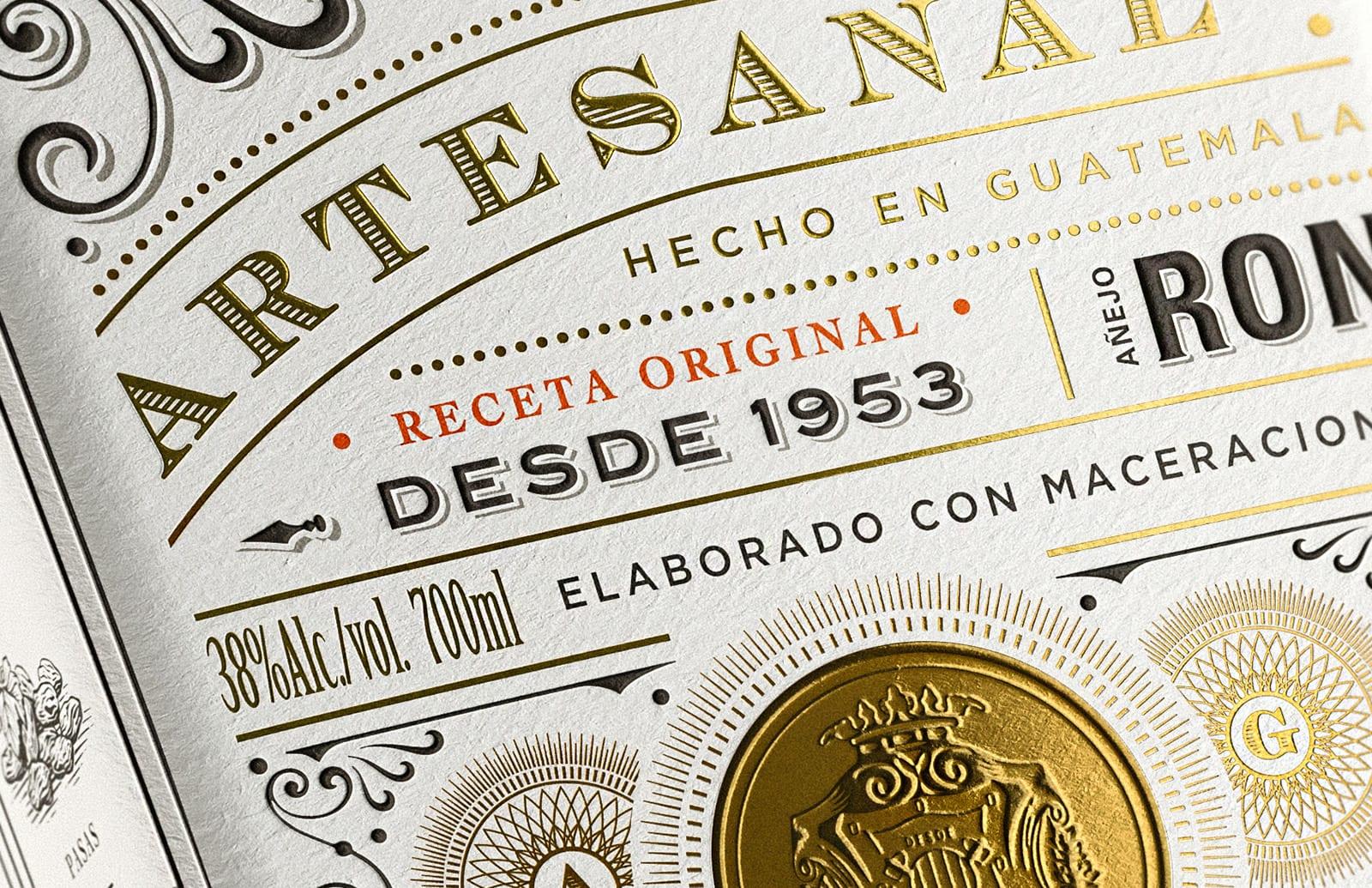 Colonial 5 - Nová vizuální identita rumu Ron Colonial