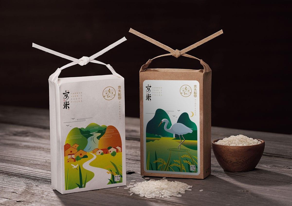 Farmer yuan 1 - Ach, tie obaly – Farmer Yuan's Paddy Fields