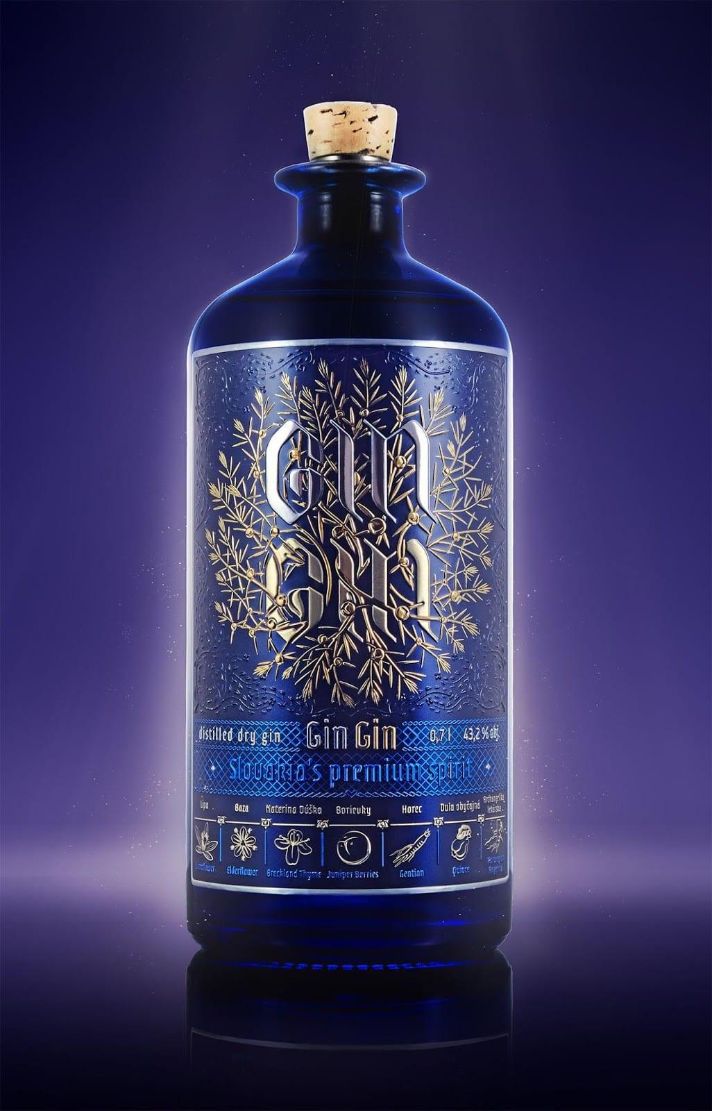 Gin Gin 2 - Ach, tie obaly – Gin Gin