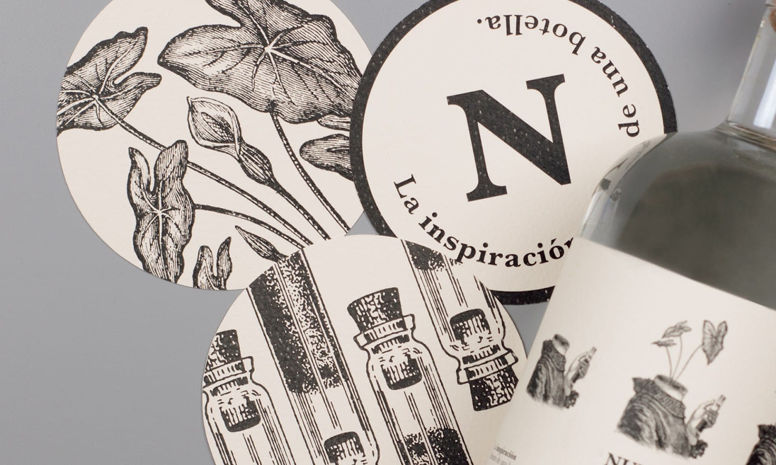 Numen Dry Gin 014 - Ach, tie obaly – Numen Dry Gin