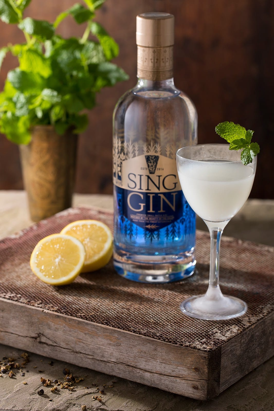 Sing Gin 05 - Ach, tie obaly – Sing Gin