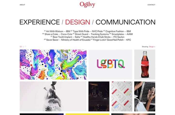 ogilvy rebrand graphic design advertising itsnicethat 7 - Reklamní gigant Ogilvy podstoupil globální rebrand od designové agentury Collin