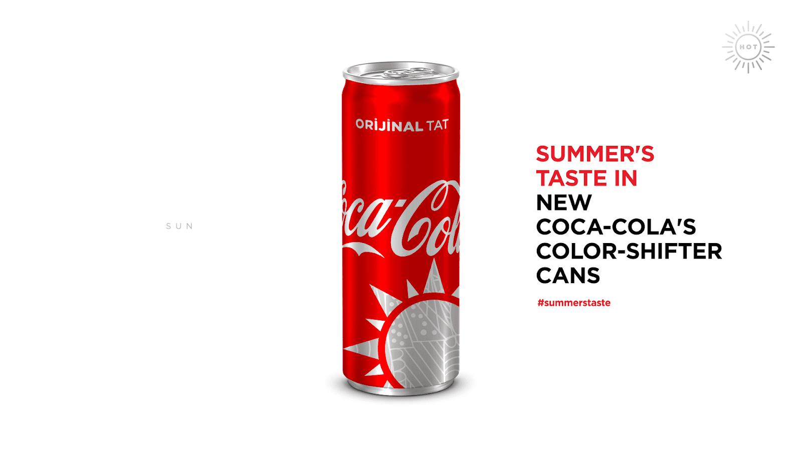 thermocans04 - Coca-Cola přináší vyletněné termo plechovky