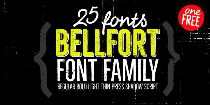 192872 - Font dňa – Bellfort