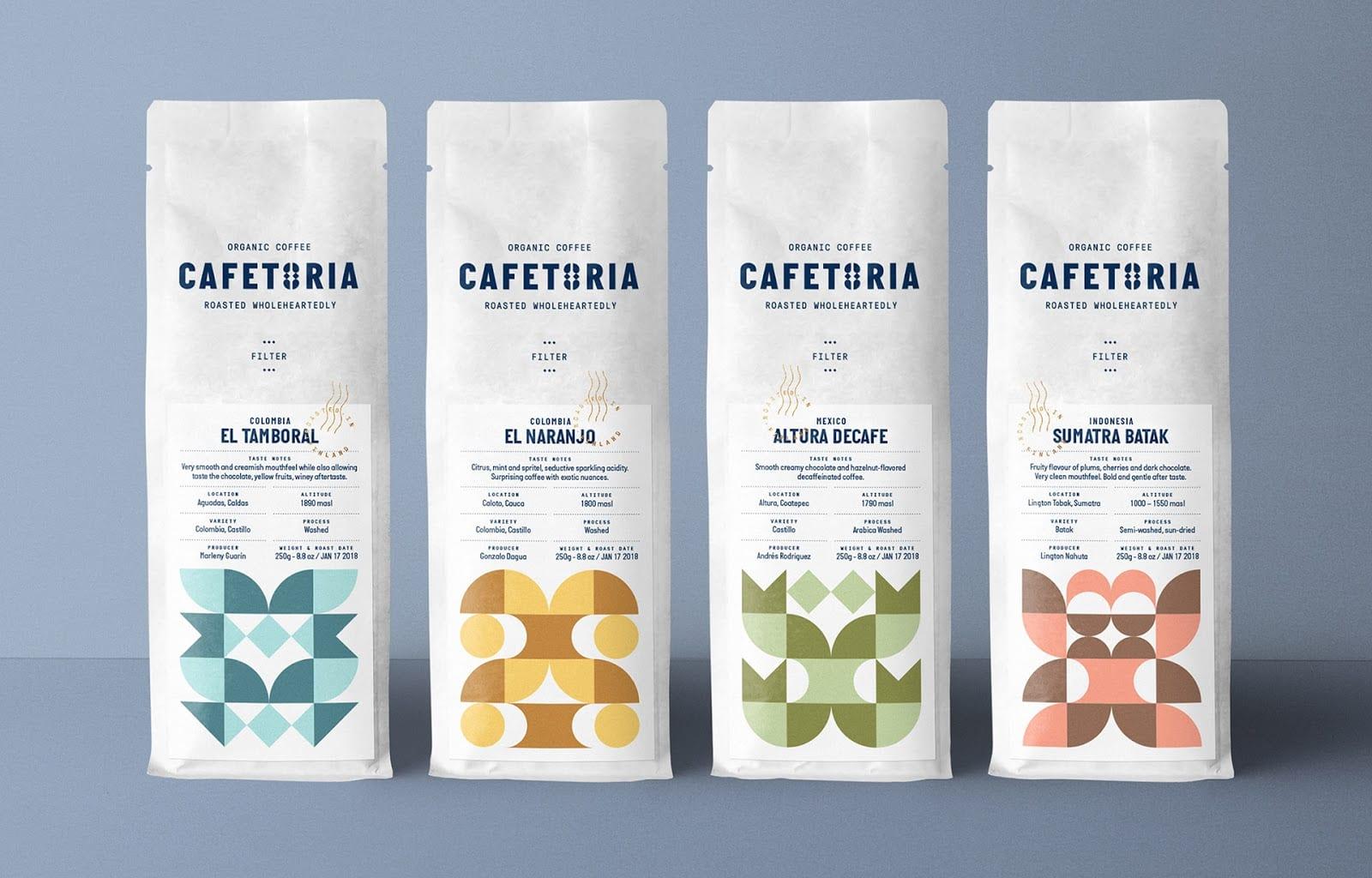 Cafetoria 01 - Ach, tie obaly – Cafetoria