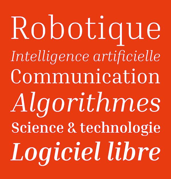 Free Open Source Typefaces Fonts 2 - Nová bezplatná písma pro váš další projekt