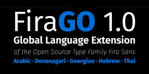 Free Open Source Typefaces Fonts 3 - Nová bezplatná písma pro váš další projekt