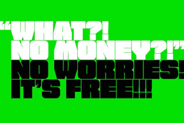 Free Open Source Typefaces Fonts 7 - Nová bezplatná písma pro váš další projekt