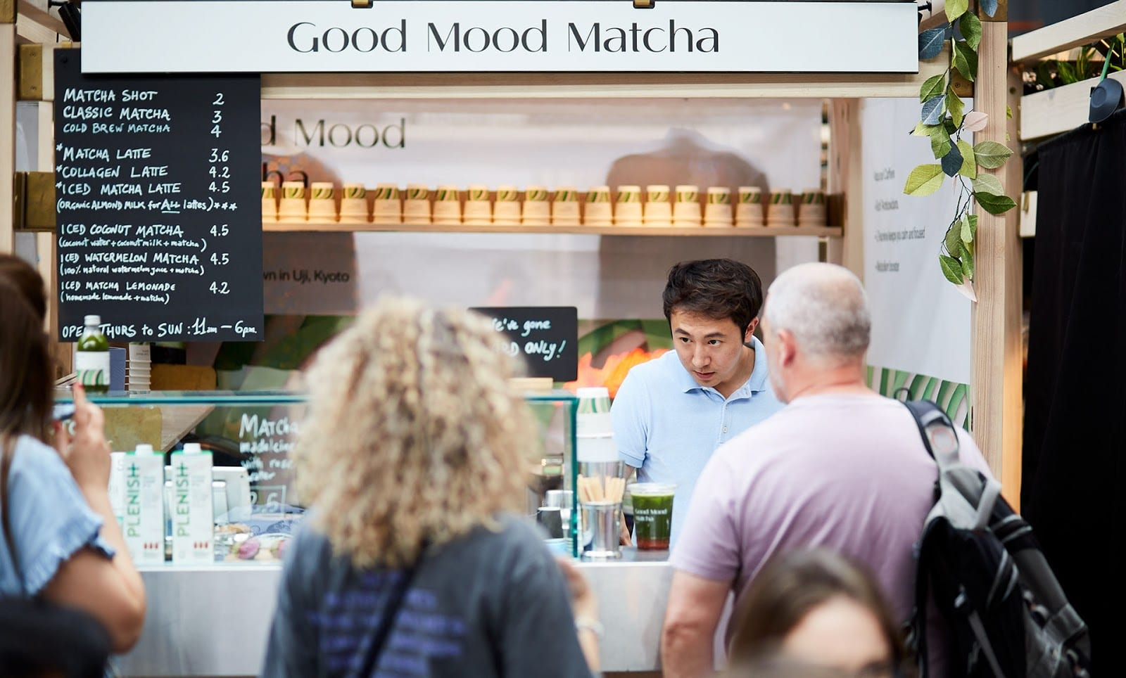 Good Mood Macha 05 - Ach, tie obaly – Good Mood Matcha