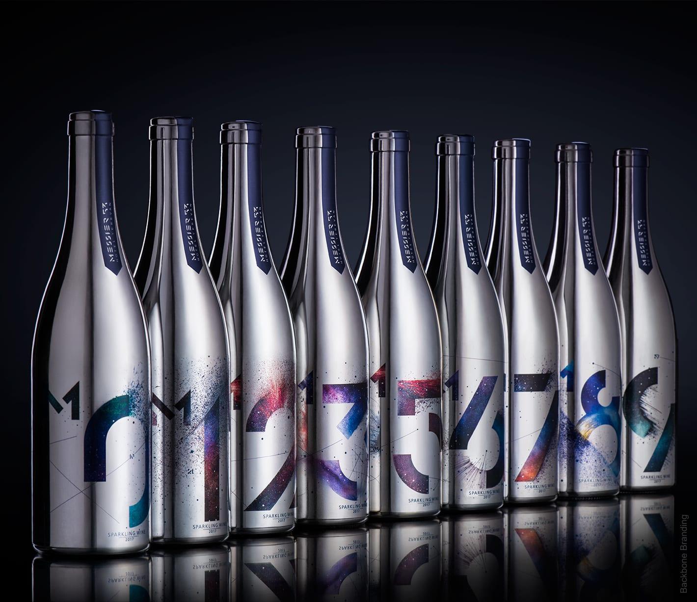 Messier 53 Wine Backbone 1 - Ach, tie obaly – Messier 53 Wine
