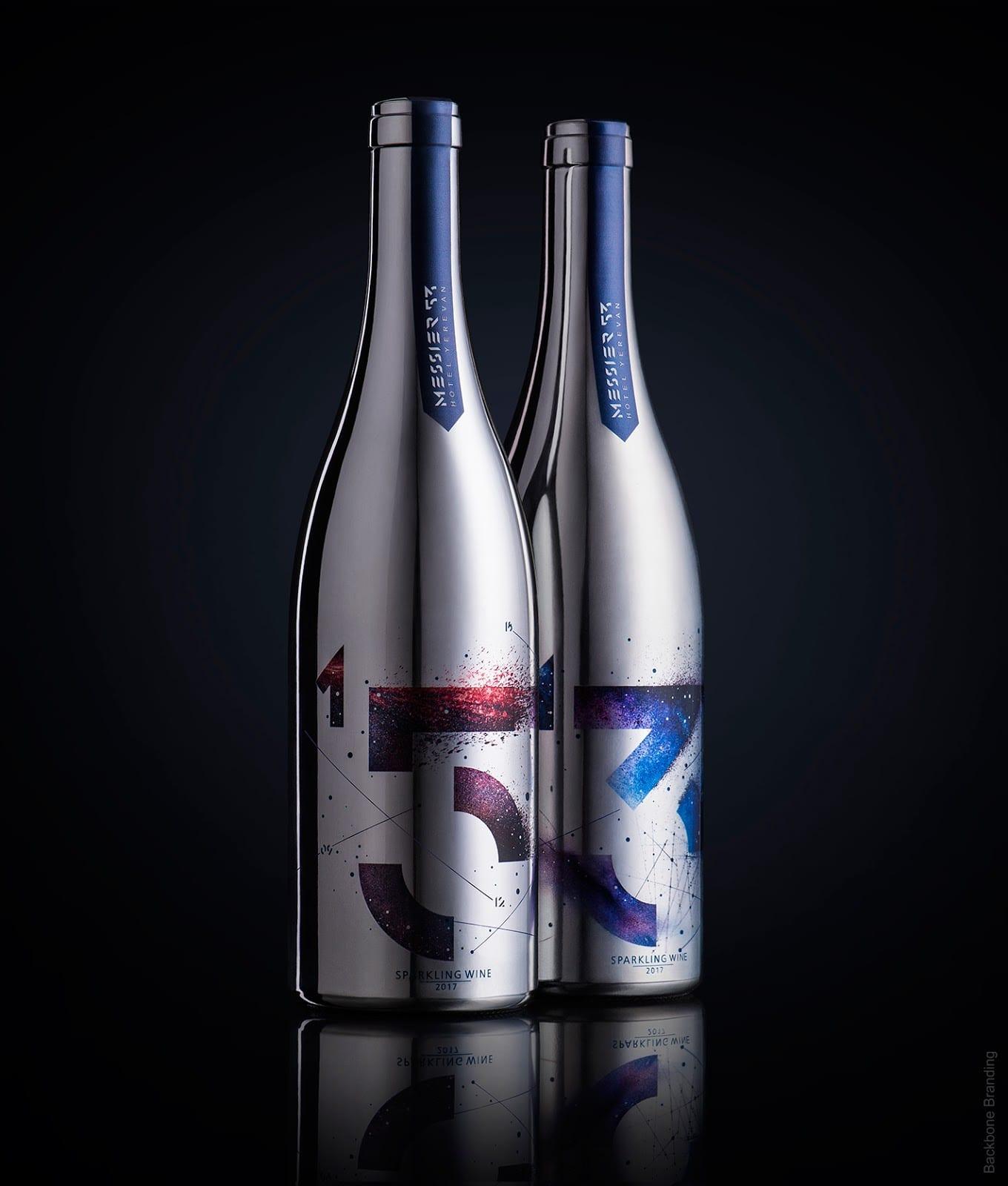 Messier 53 Wine Backbone 3 - Ach, tie obaly – Messier 53 Wine
