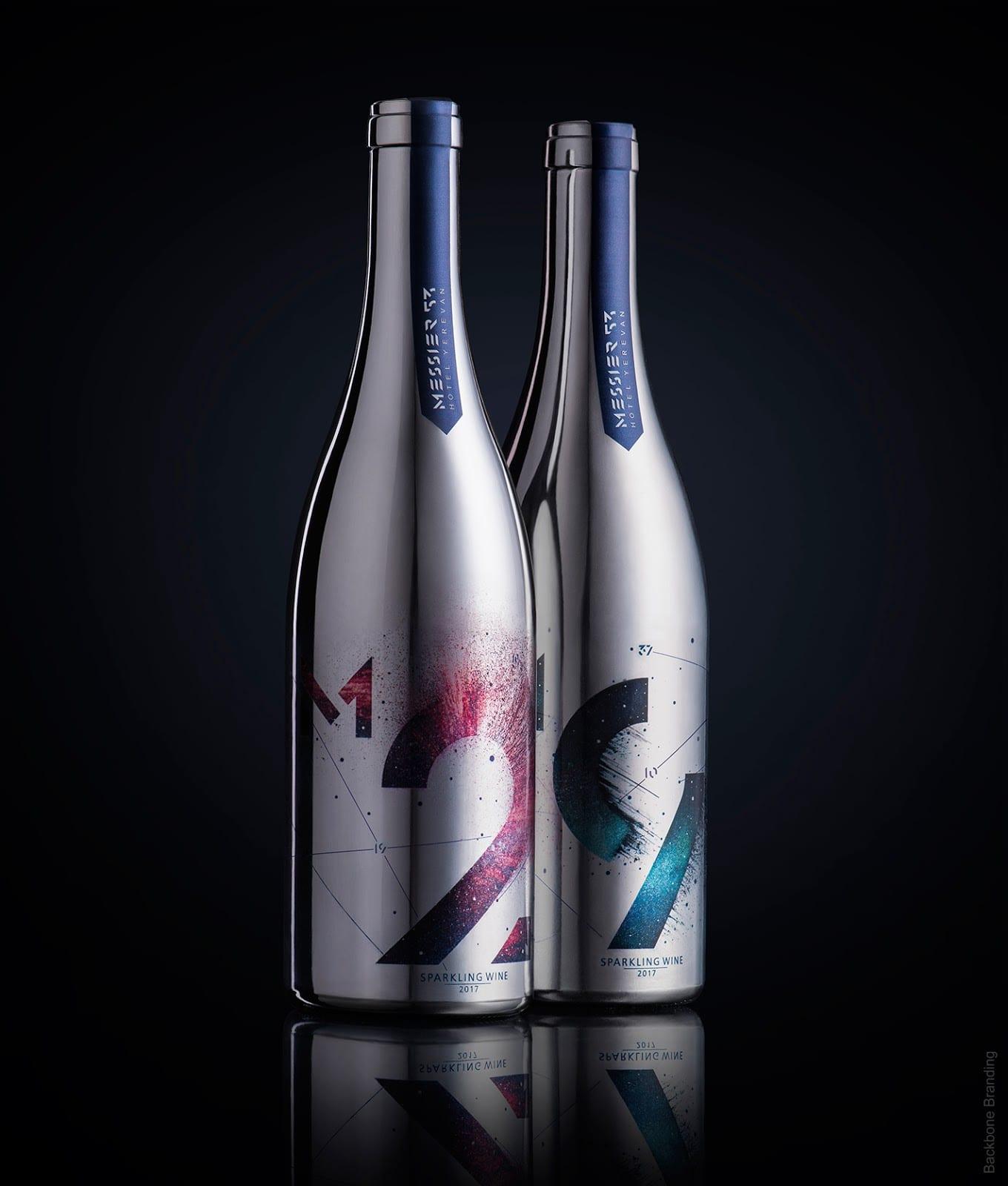 Messier 53 Wine Backbone 4 - Ach, tie obaly – Messier 53 Wine
