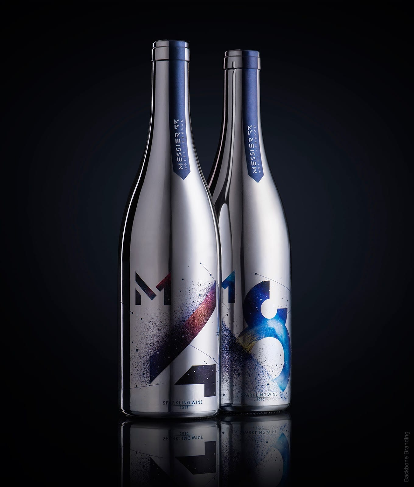Messier 53 Wine Backbone 5 - Ach, tie obaly – Messier 53 Wine