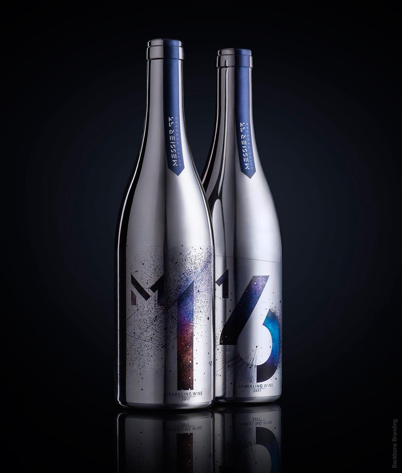 Messier 53 Wine Backbone 6 - Ach, tie obaly – Messier 53 Wine