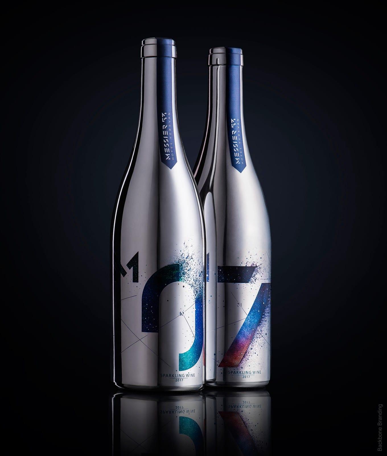 Messier 53 Wine Backbone 7 - Ach, tie obaly – Messier 53 Wine