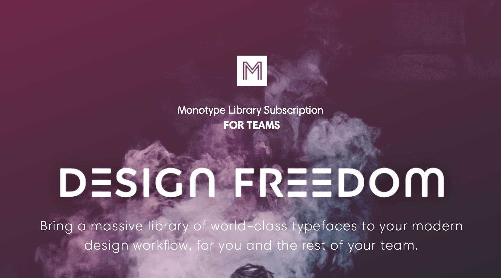 cover - Monotype Library pre tímy je tu!