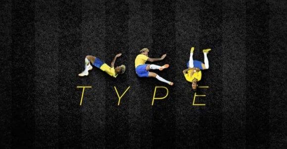 neymar falling diving font 10 580x302 - Ney Type – nové písmo MS 2018