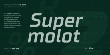 226693 380x190 - Font dňa – TT Supermolot