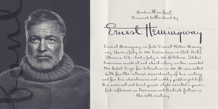 268271 - Font dňa – Ernest