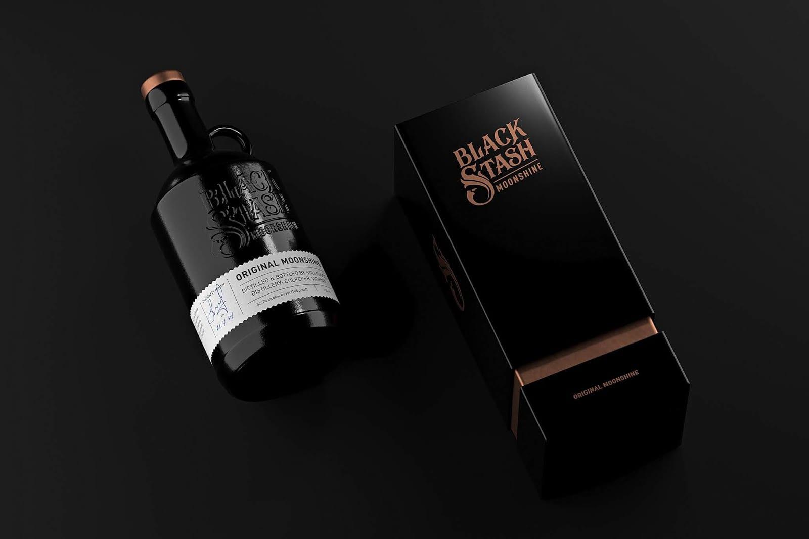 Black Stash 8 - Nový koncept obalu Black Stash