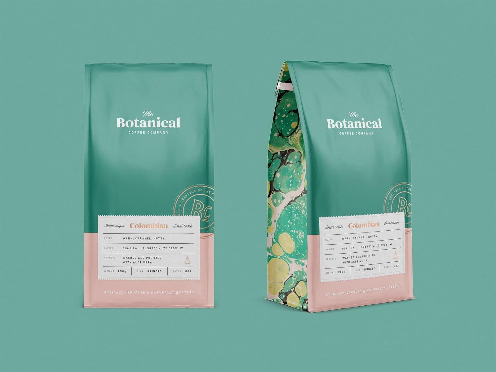 Botanical Coffee Co 02 - Ach, tie obaly – Botanical Coffee Co.
