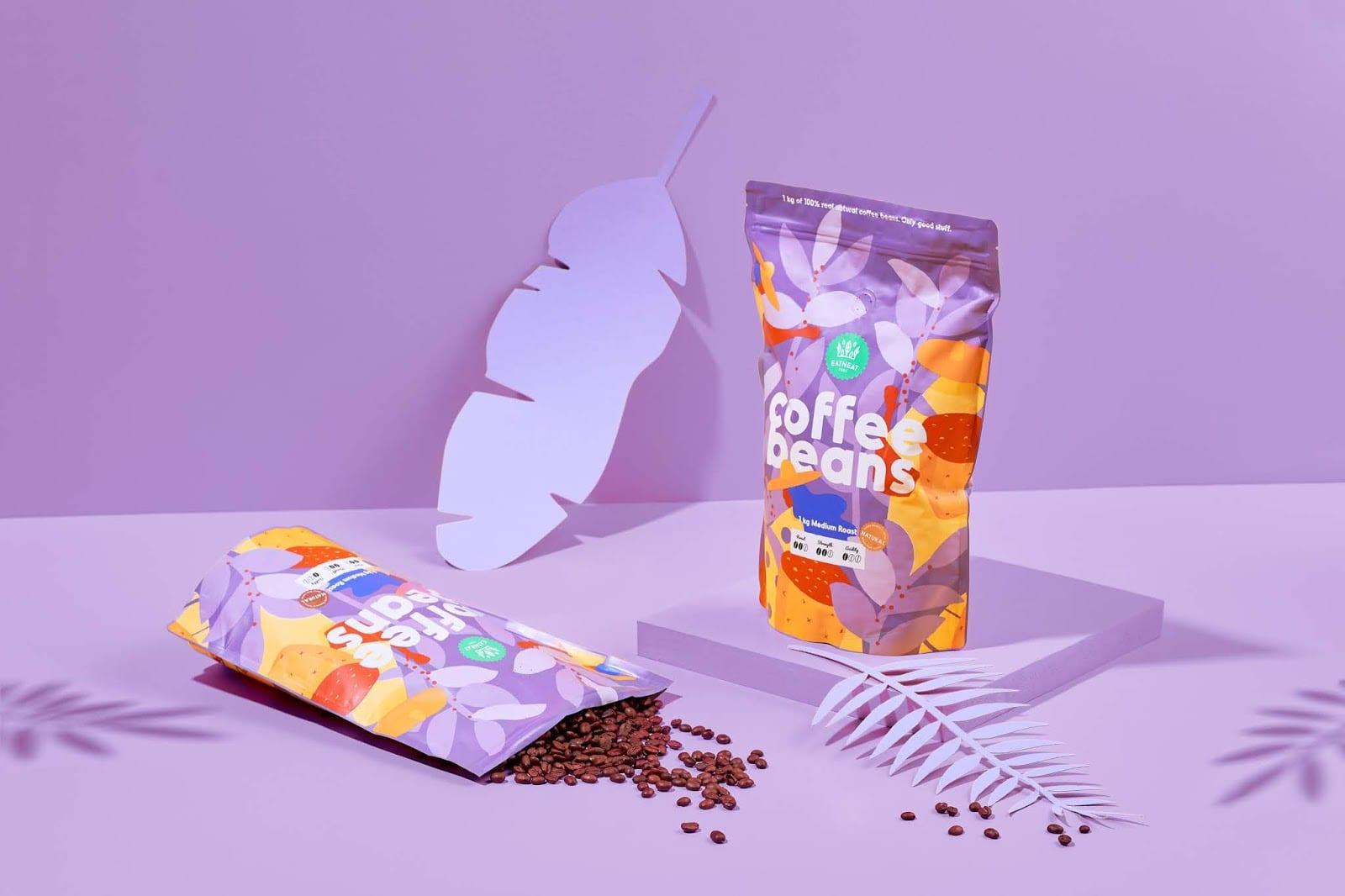 coffebeans12 - Coffee Beans je nová značka kávy s hravým obalem