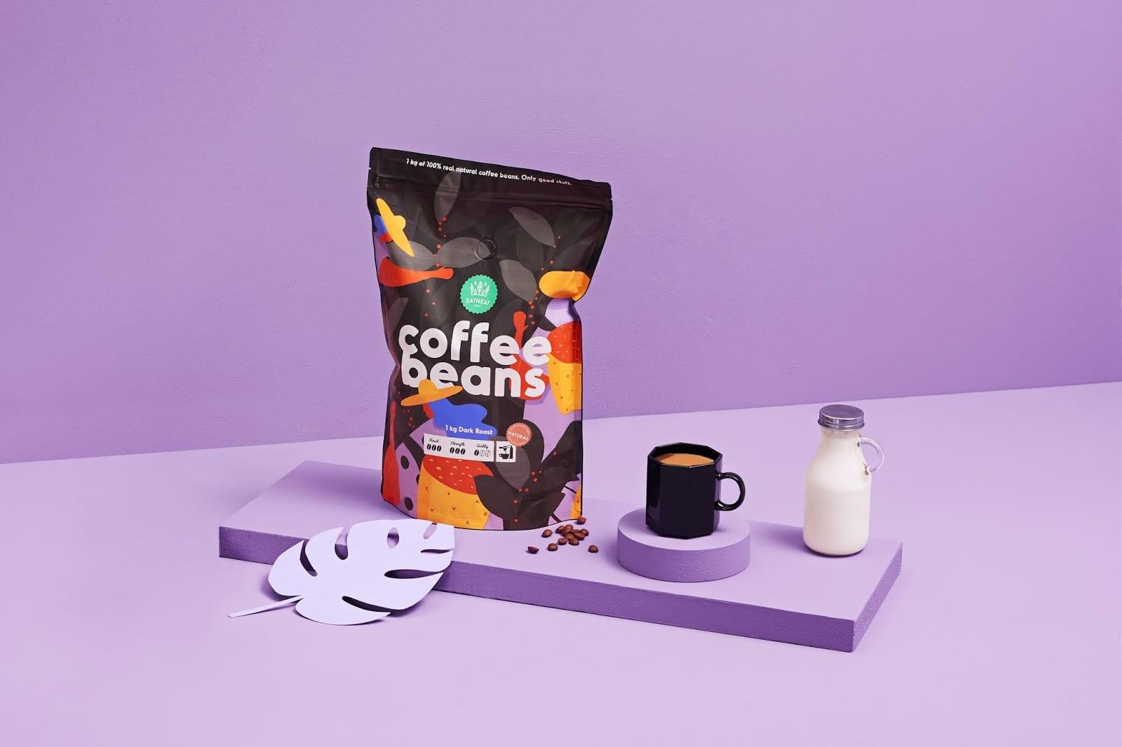 coffebeans14 - Coffee Beans je nová značka kávy s hravým obalem