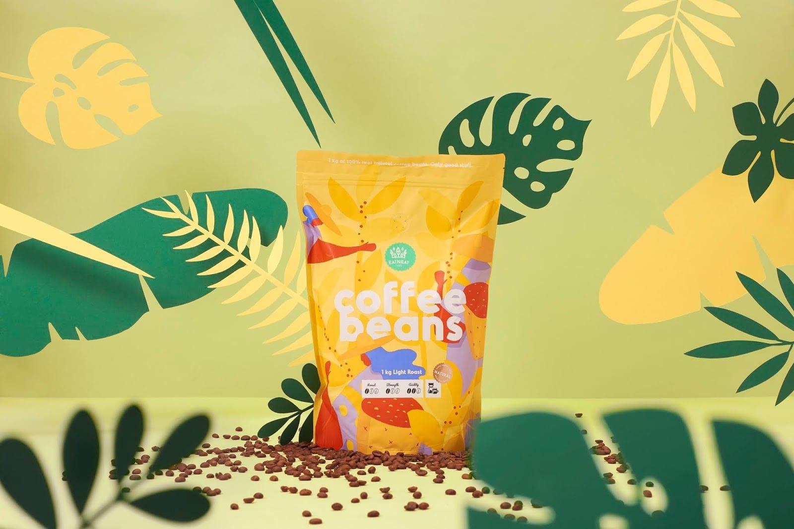 coffeebeans2 - Coffee Beans je nová značka kávy s hravým obalem