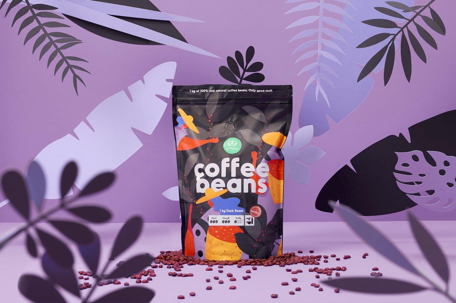 coffeebeans4 - Coffee Beans je nová značka kávy s hravým obalem