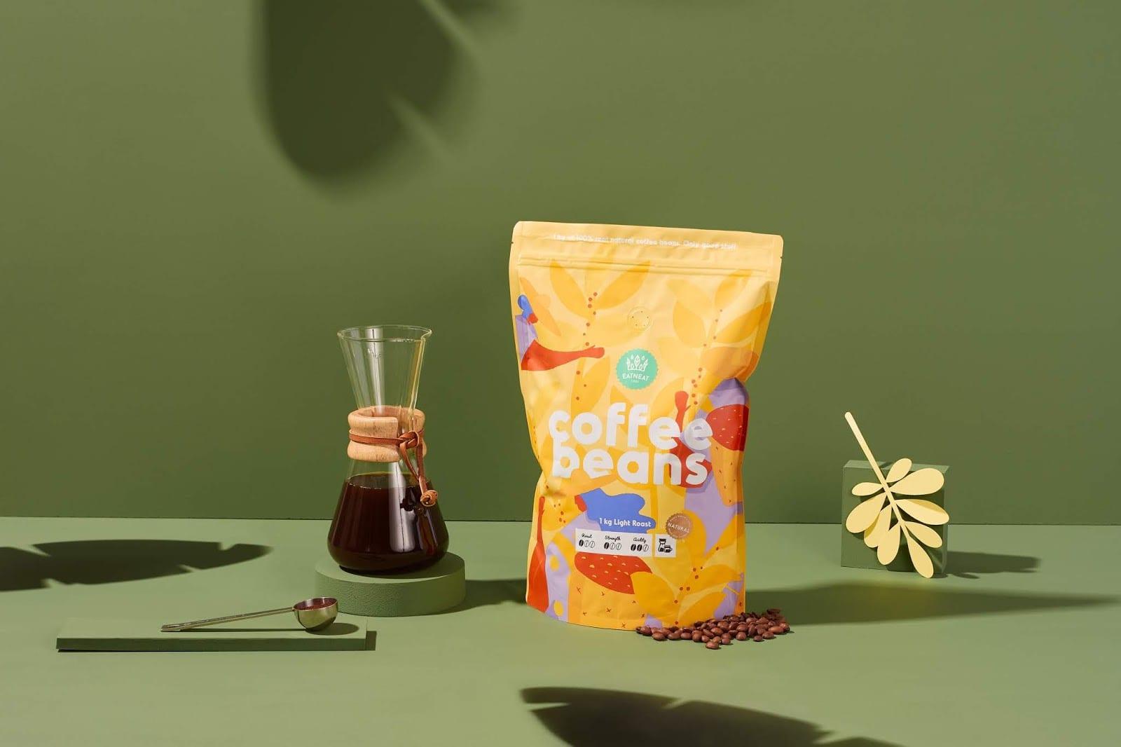 coffeebeans9 - Coffee Beans je nová značka kávy s hravým obalem