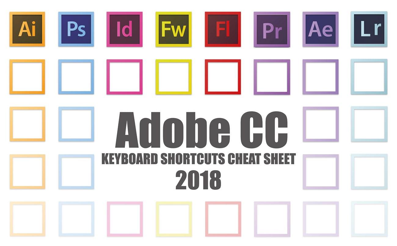 cover - Využite užitočnú pomôcku - klávesové skratky pre Adobe CC!
