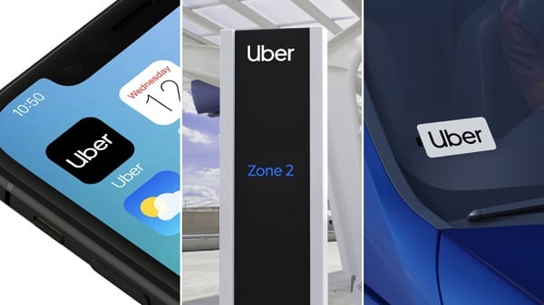 1 - Uber představuje nové logo a vlastní font dva roky po posledním přepracování strategie