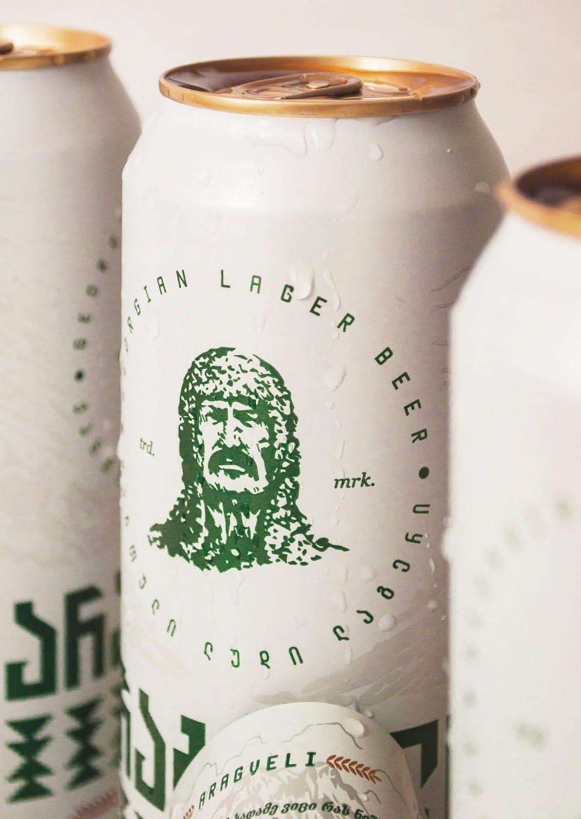 11 Real Package - Odvážná podoba piva Aragveli