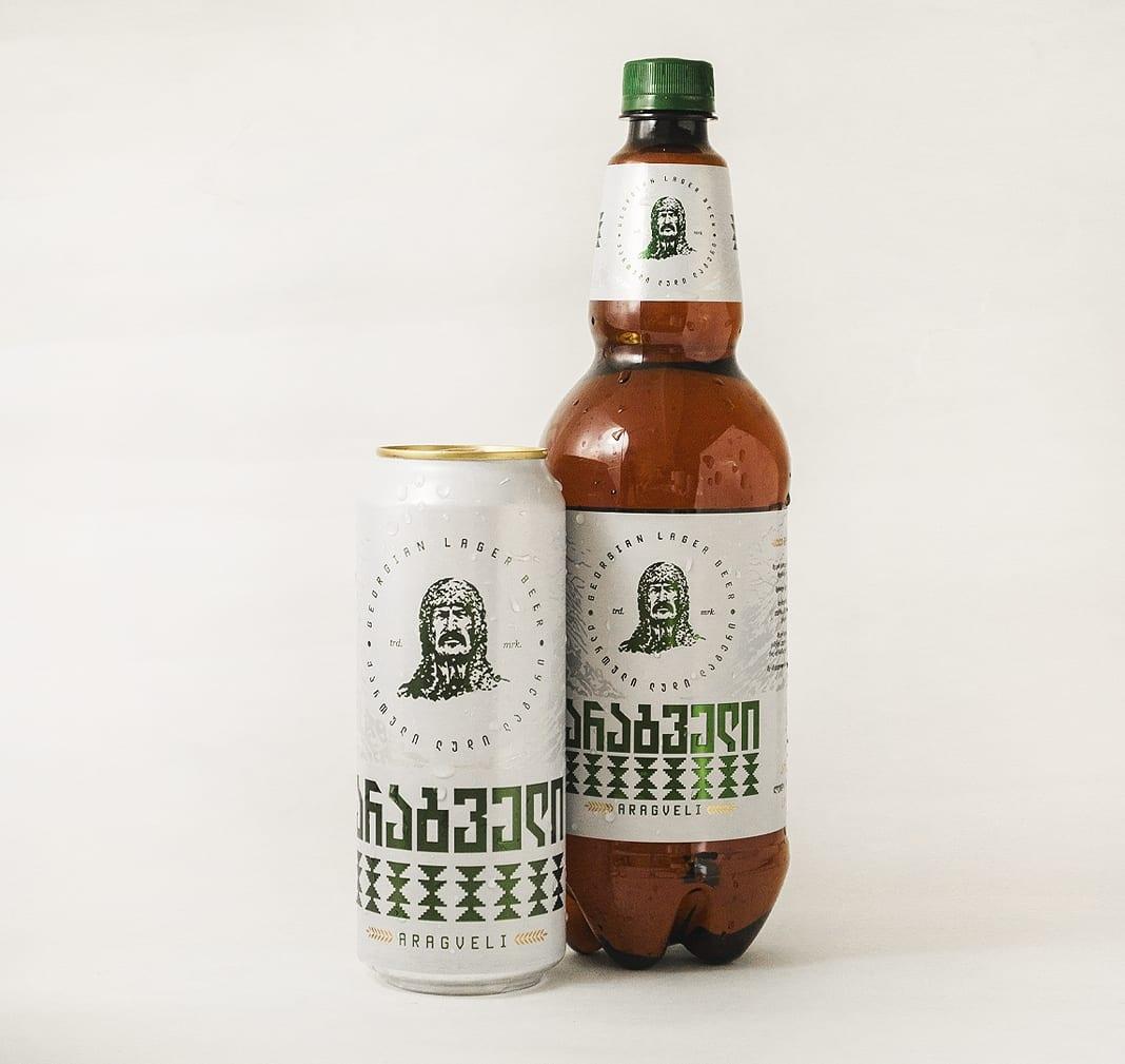 12 Real Package - Odvážná podoba piva Aragveli