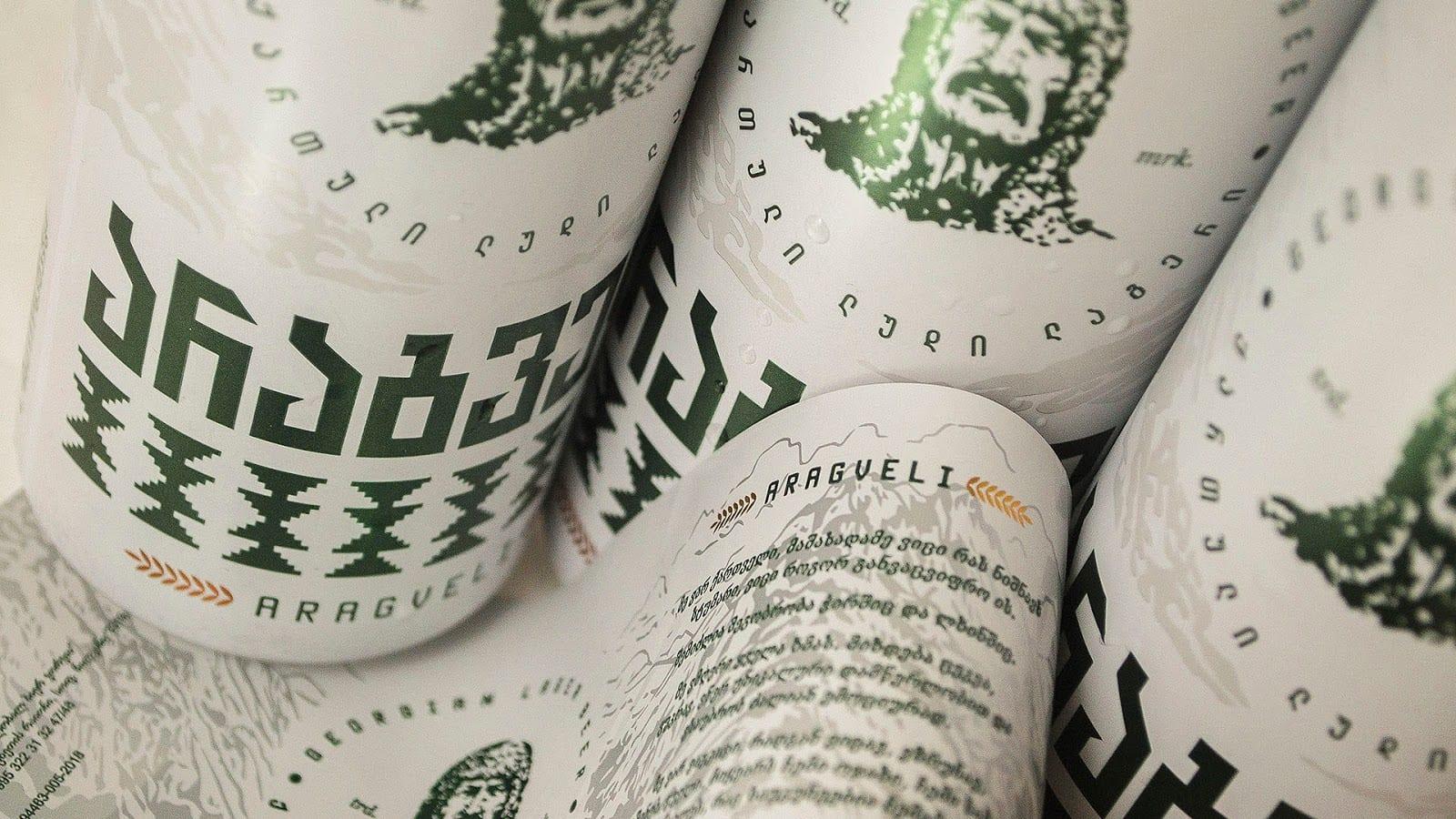 15 Real Package - Odvážná podoba piva Aragveli