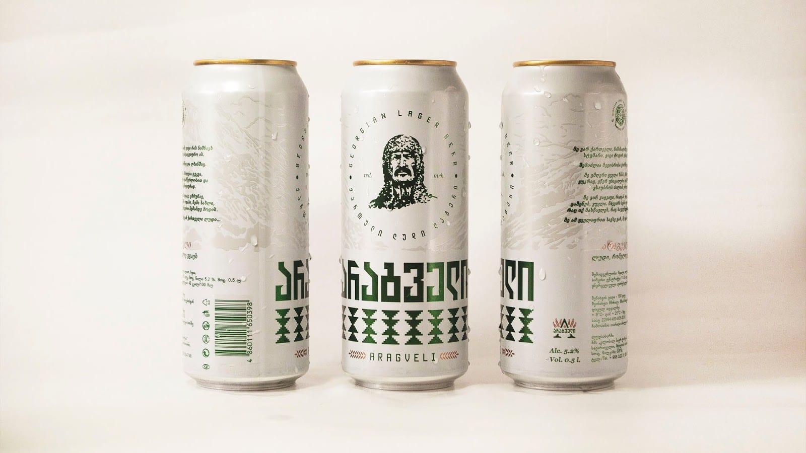16 Real Package1 - Odvážná podoba piva Aragveli